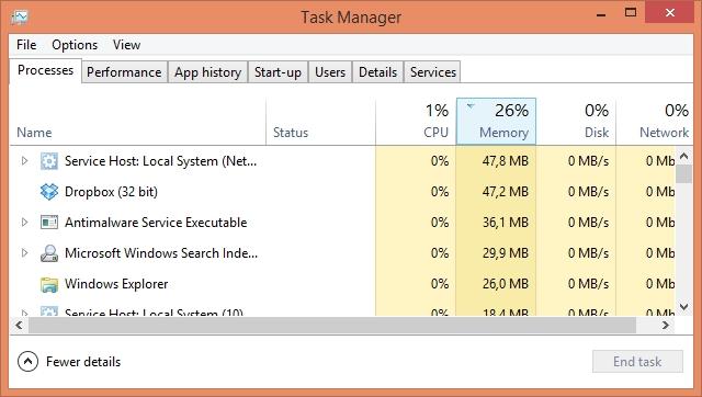 qual o melhor gerenciador de  para windows 8