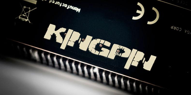 Imagem de GeForce GTX 780 Ti Kingpin Edition - A 'Besta' das Placas de Vídeo no site TecMundo