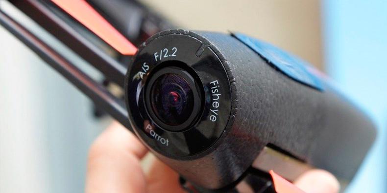 Imagem de Bebop Drone: o aparelho da Parrot que tem suporte para realidade aumentada no site TecMundo
