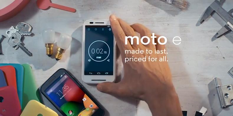 Imagem de Moto E: tudo sobre o novo smartphone barato da Motorola no site TecMundo