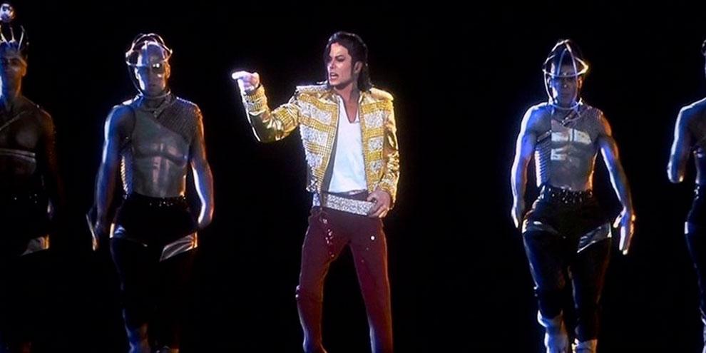 Imagem de Michael Jackson volta como holograma e arrasa em apresentação [vídeo] no site TecMundo