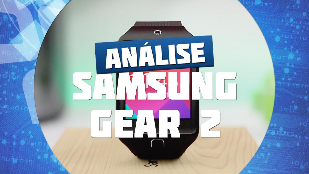 Imagem de Análise: smartwatch Samsung Gear 2 [vídeo] no site TecMundo