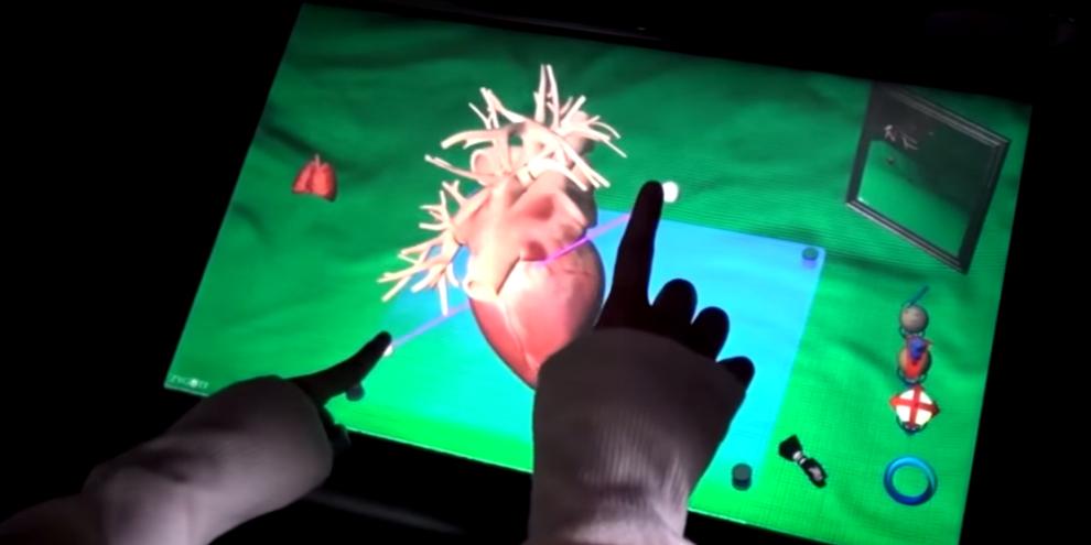 Imagem de Cientistas japonesas criam sistema de reconhecimento de movimentos em 3D no site TecMundo