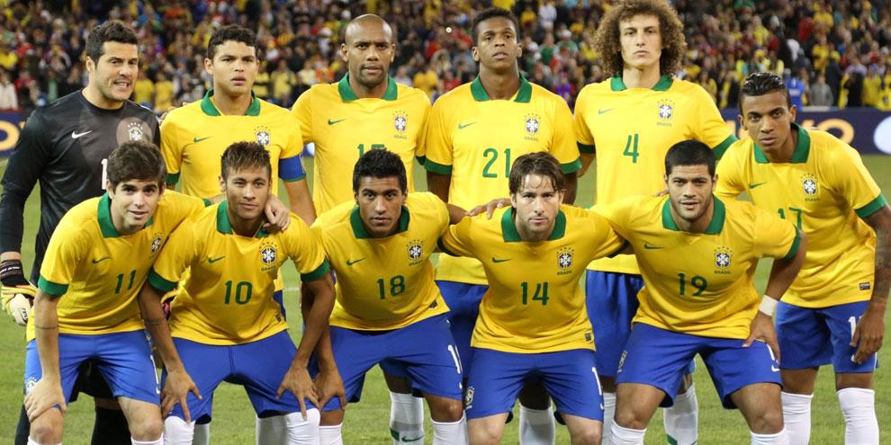 Imagem de Galaxy S5 é oficializado como o celular da Seleção Brasileira no site TecMundo