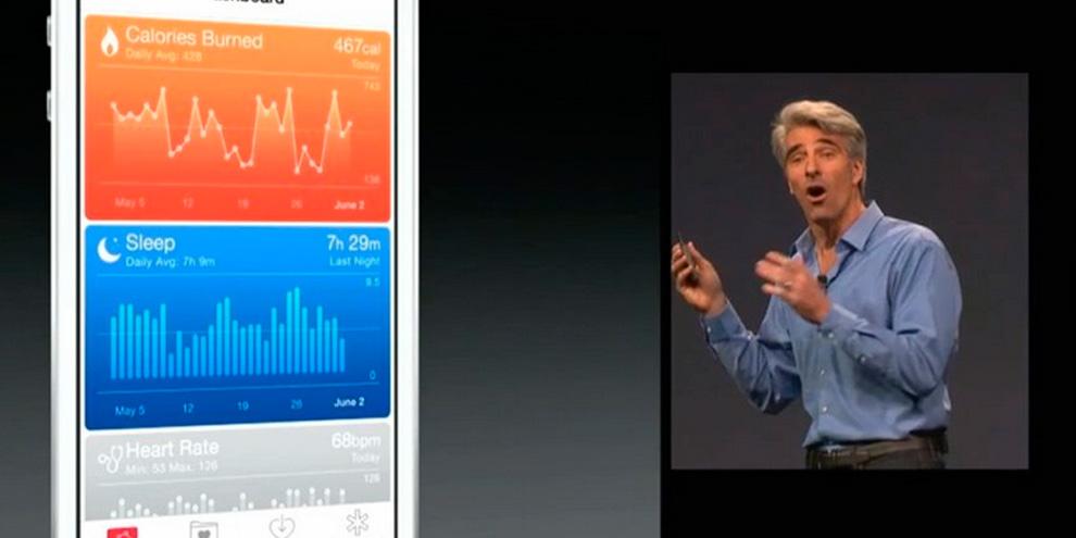 Imagem de Apple apresenta aplicativo de fitness para o iOS 8: Health no site TecMundo