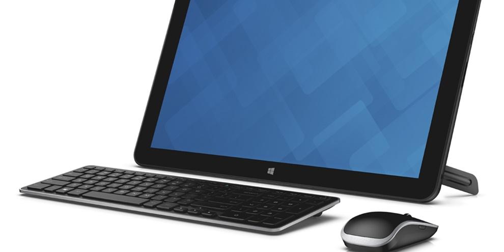 Imagem de É um tablet ou um PC? Dell apresenta híbrido de 20 polegadas no site TecMundo