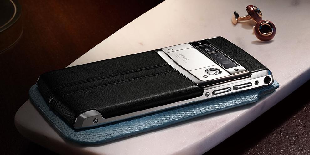 Imagem de Novo smartphone da Vertu tem configuração avançada e preço de carro popular no site TecMundo