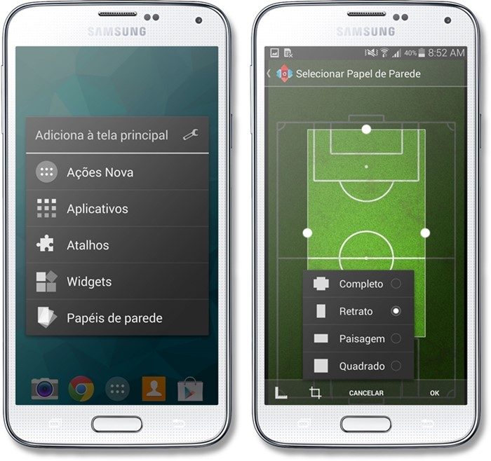 862a5f8ae Android Tunado  Seleção Brasileira  vídeo  - TecMundo