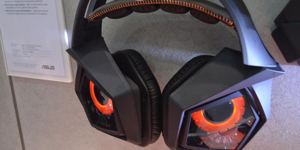Imagem de ASUS revela headset Strix Pro Gaming com visual de uma coruja maligna no site TecMundo