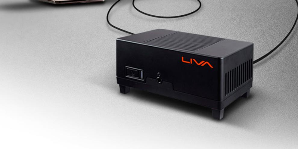 Imagem de Liva: o menor Mini-PC do mundo é lançado na Computex 2014 no site TecMundo