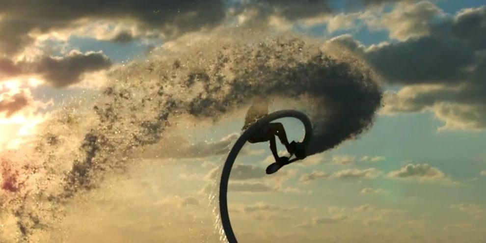 Imagem de De volta para o mergulho: você vai querer esse HoverBoard aquático [vídeo] no site TecMundo