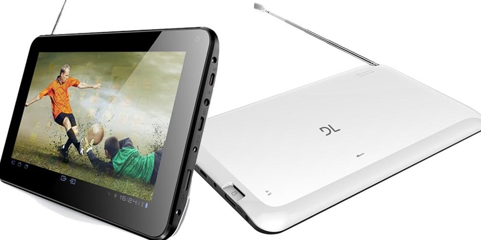 Imagem de DL lança nova versão de tablet com TV Digital no site TecMundo