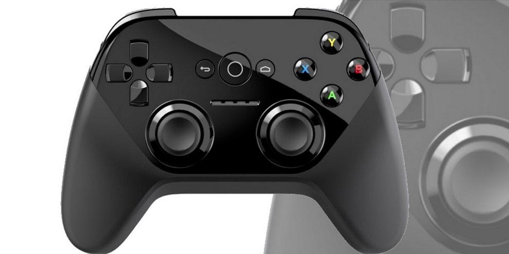 Imagem de Confira como será o controle oficial para games do Android TV no site TecMundo