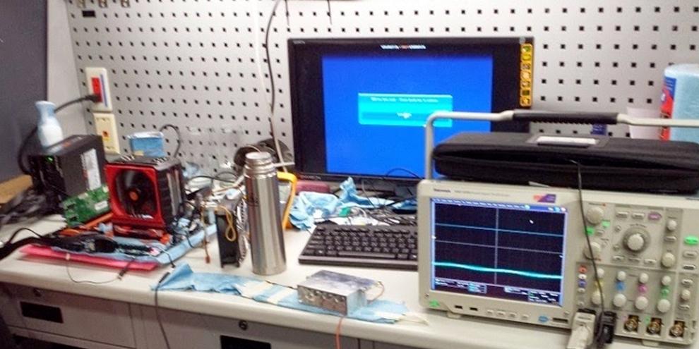 Imagem de Novo recorde mundial de overclock de memória é estabelecido com 4.620 MHz no site TecMundo