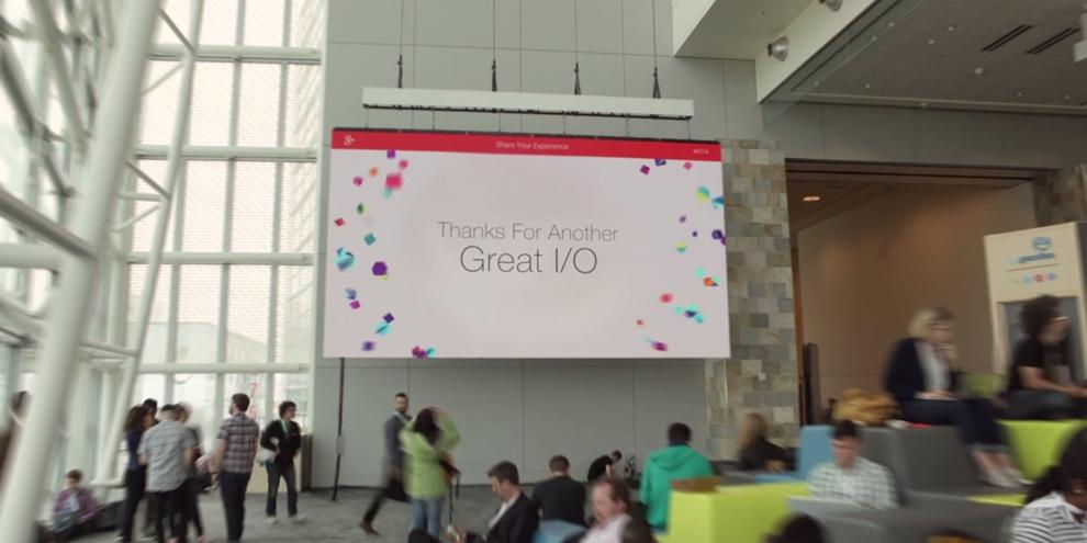 Imagem de Google libera vídeos oficiais com tudo o que rolou na conferência I/O 2014 no site TecMundo