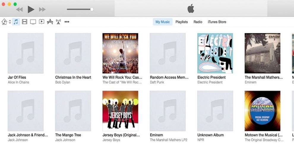 Imagem de Veja o redesign do iTunes 12 no novo Developer Preview do OS X Yosemite no site TecMundo