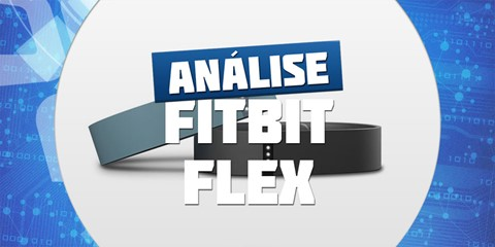 Imagem de Análise: pulseira inteligente FitBit Flex no site TecMundo