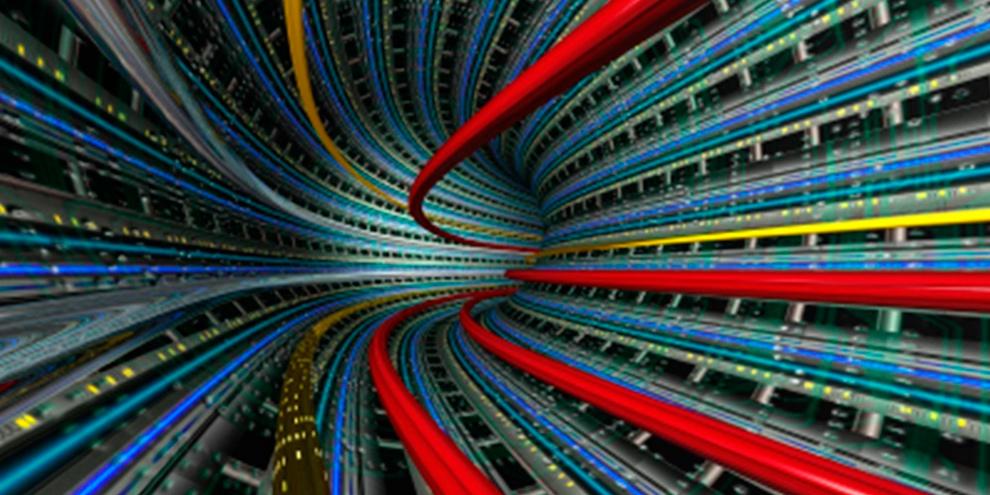 Imagem de Piscou, baixou: rede mais rápida do mundo baixa filmes em 0,2 milissegundos no site TecMundo