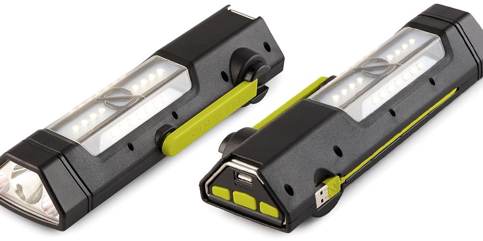 Imagem de Lanterna faz uso de energia solar para recarregar smartphones via USB no site TecMundo