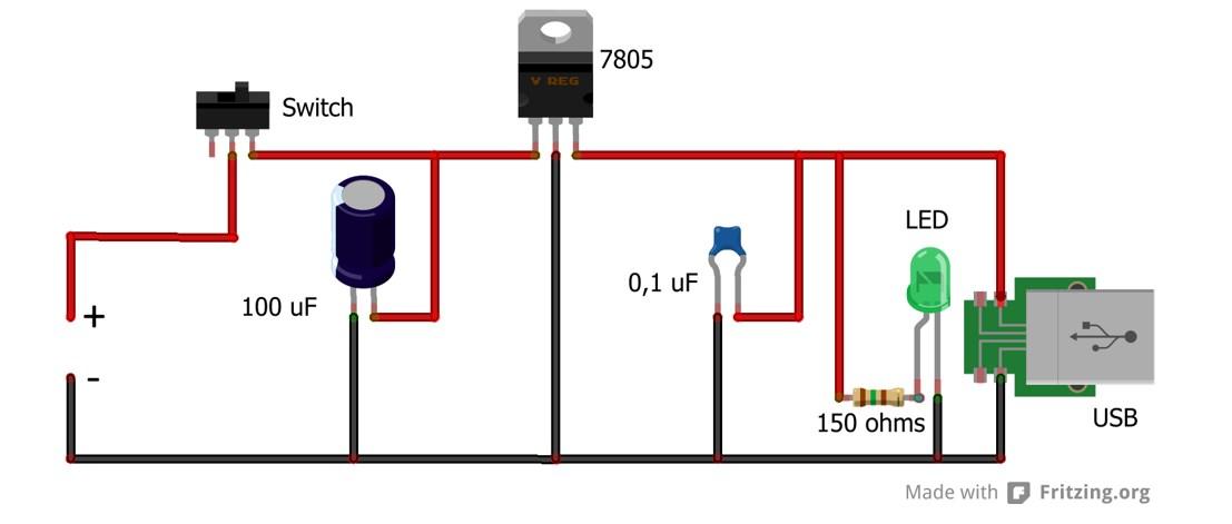 Área 42 como fazer um carregador solar para o seu celular [vídeo