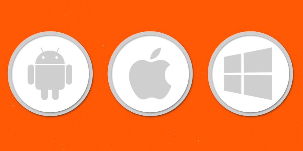 Imagem de iOS, Android e Windows Phone: números dos gigantes comparados [infográfico] no site TecMundo