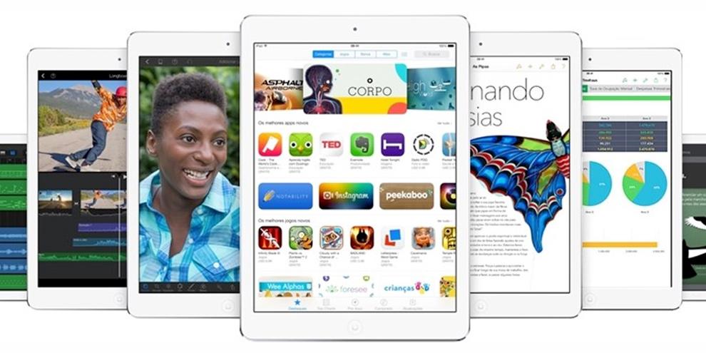 Imagem de Novo iPad Air terá 2 GB de memória RAM [rumor] no site TecMundo