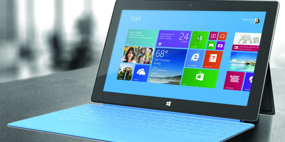 Imagem de Microsoft reduz preço dos modelos da linha Surface 2 no site TecMundo