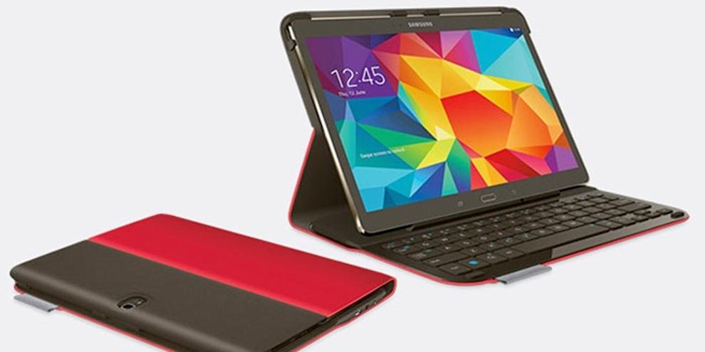 Imagem de Logitech lança nova capa para o Samsung Galaxy Tab S 10.5 no site TecMundo