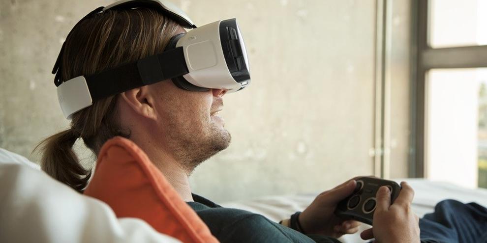 Imagem de Gear VR: Samsung lança óculos de realidade virtual para o Galaxy Note 4 no site TecMundo