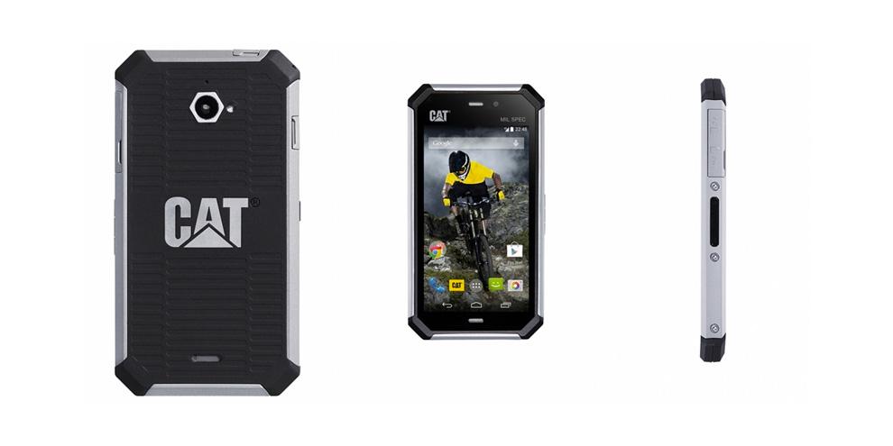 """Imagem de Smartphone S50 é o novo """"celular indestrutível"""" da CAT no site TecMundo"""