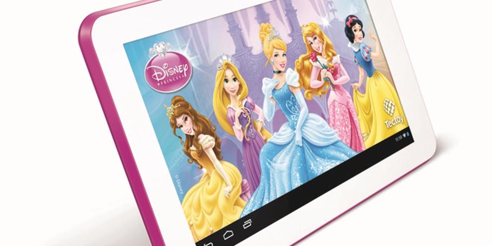 Imagem de Tectoy leva magia Disney para seus dedos com o novo Tablet Disney Princesas no site TecMundo