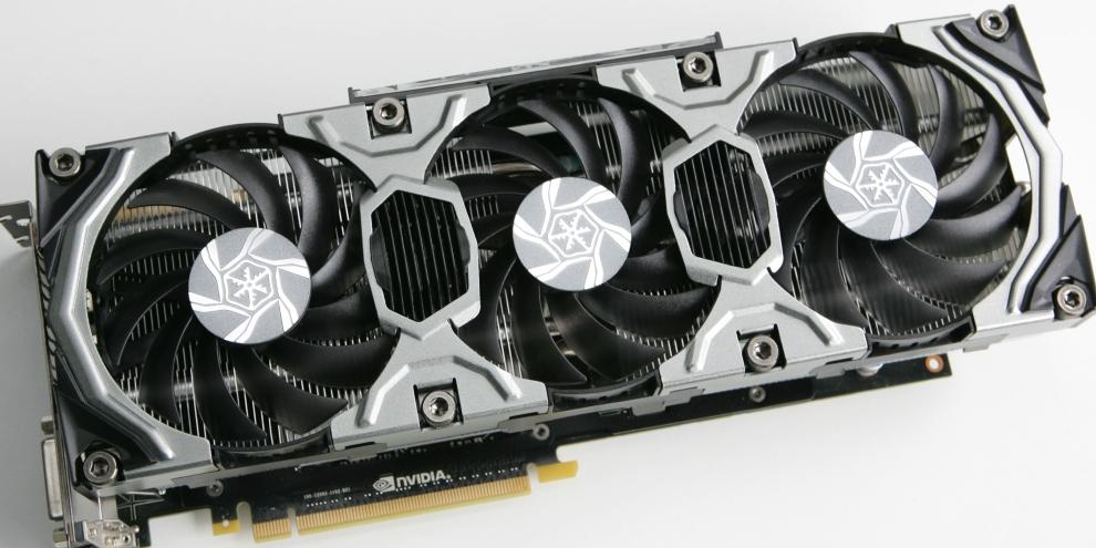 Imagem de Inno3D mostrará a GeForce GTX 980 iChill com 3 ventoinhas em breve no site TecMundo