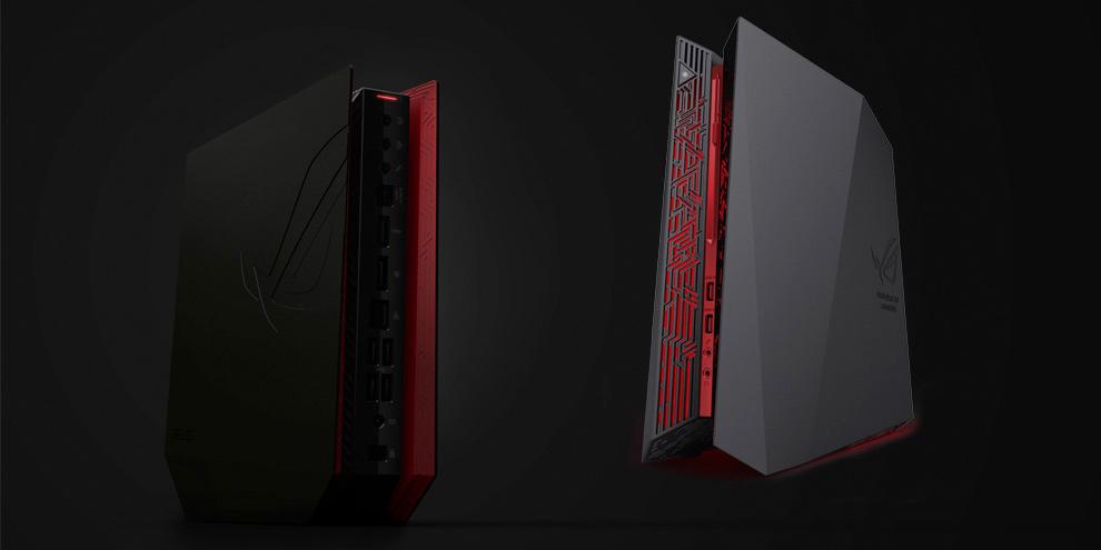 Imagem de ROG GR8 e G20: PCs gamers que impressionam com belo design e configurações no site TecMundo