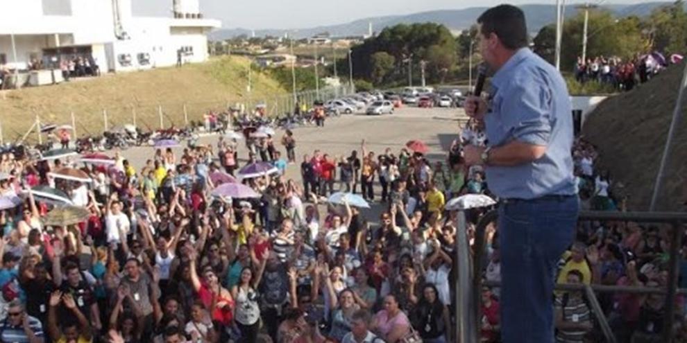 Imagem de Trabalhadores da Foxconn entram em greve em Jundiaí no site TecMundo