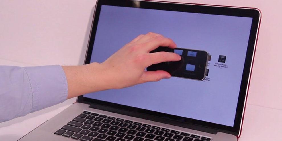 Imagem de THAW: projeto do MIT permite interação incrível entre celular e PC [vídeo] no site TecMundo