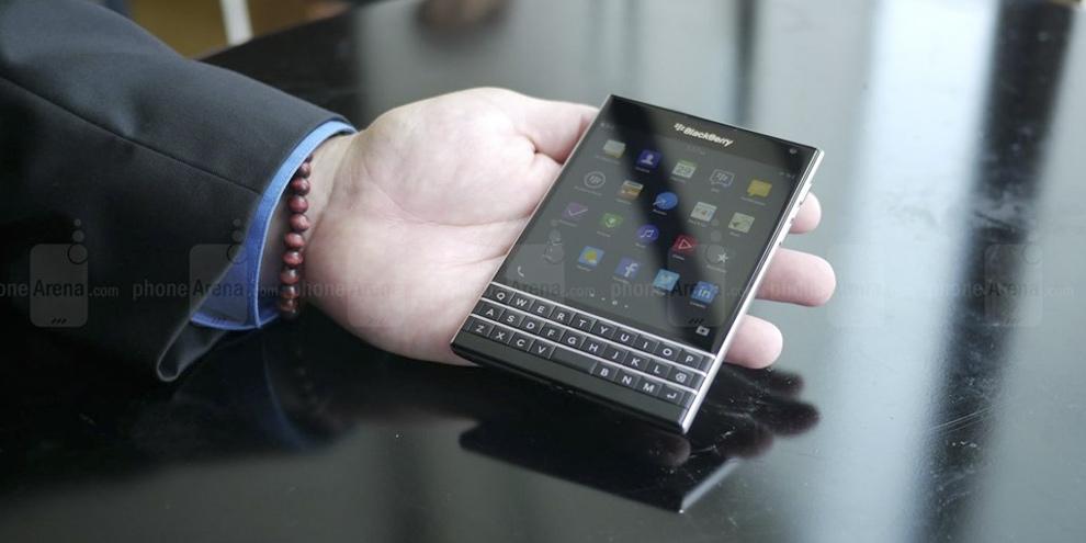 Imagem de Novo smartphone quadrado da BlackBerry vai custar US$ 600 no site TecMundo