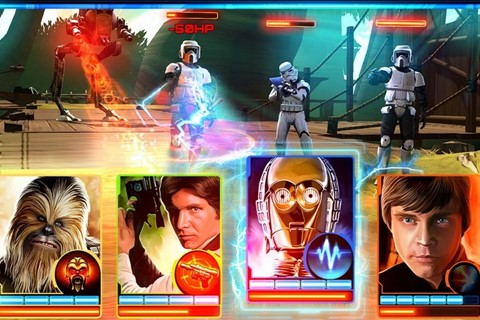 "Imagem de Disney ""aposenta"" jogos mobile Tiny Death Star e Star Wars Assault Team no site TecMundo"