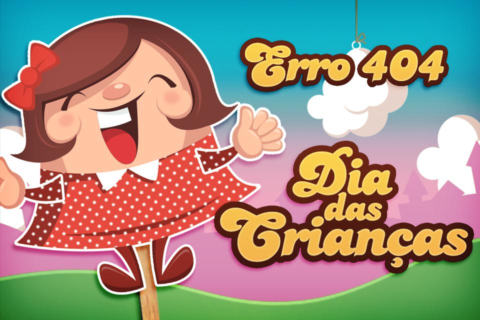 Imagem de Erro 404: 5 presentes para não dar a uma criança neste dia 12 de outubro no site TecMundo