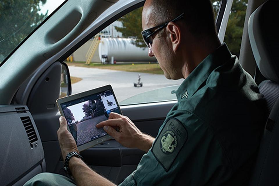Imagem de Máquinas da iRobot poderão ser controladas por tablet Android no site TecMundo