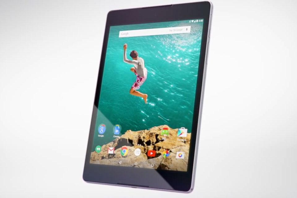 Imagem de Tudo sobre o HTC Nexus 9, novo tablet da Google com processador Tegra K1 no site TecMundo
