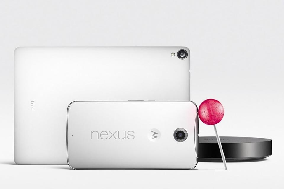 Imagem de Nexus Player, 9 e 6 já estão na Google Play americana para pré-venda no site TecMundo