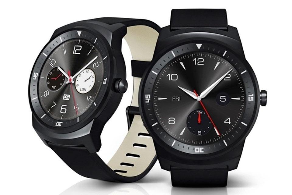 Imagem de Versão coreana do LG G Watch R já pode ser comprada na Amazon no site TecMundo