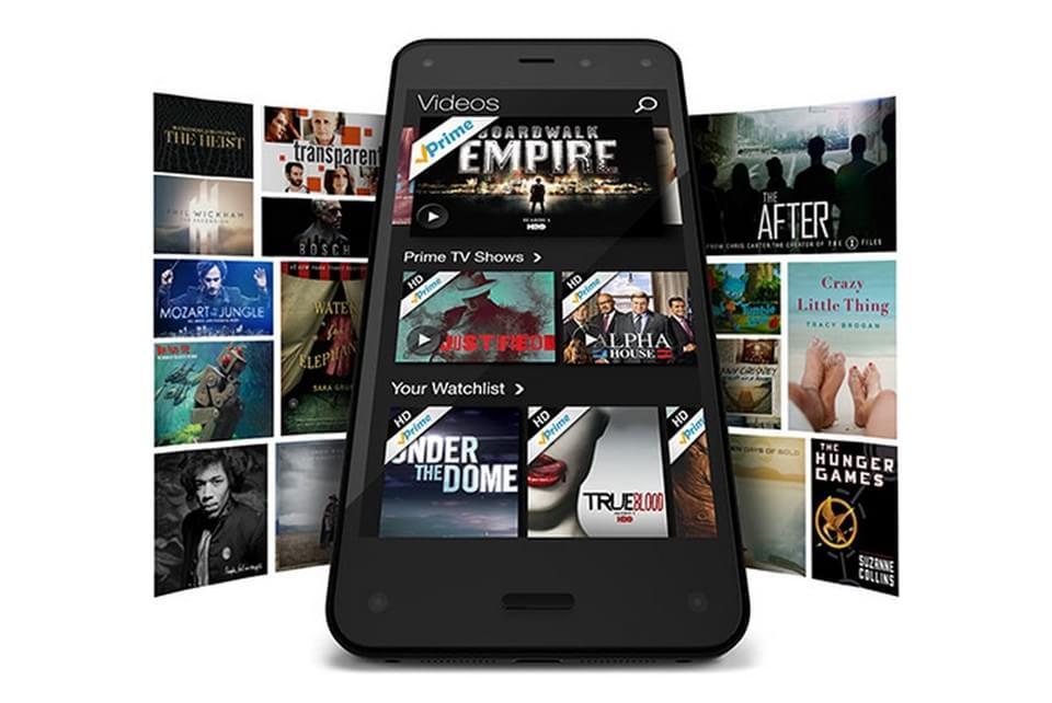 Imagem de Fire Phone fracassa, e Amazon admite que cobrou caro demais no site TecMundo