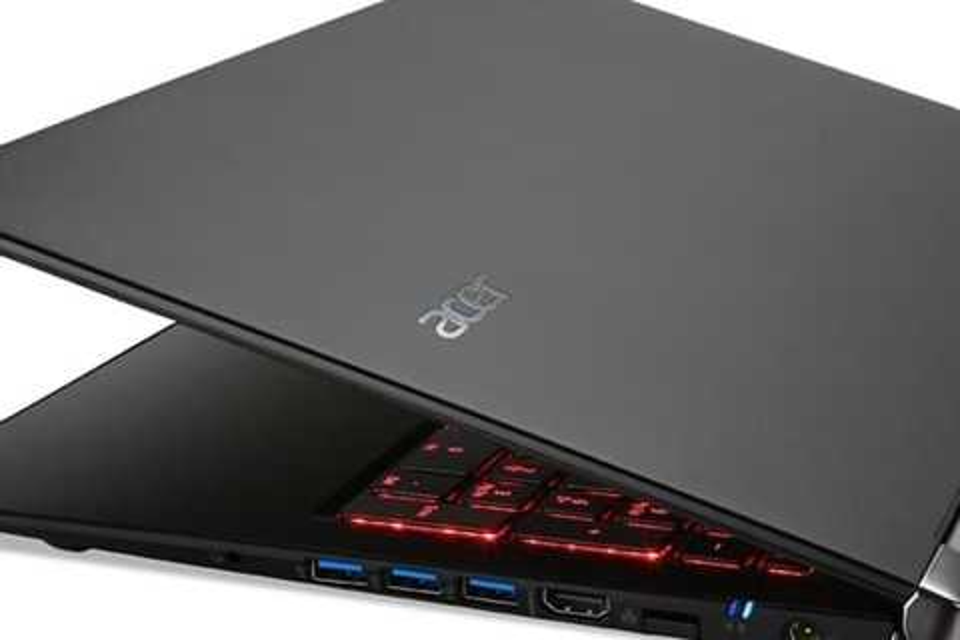 Imagem de Para os gamers: Acer anuncia notebook poderoso e com tela 4K no site TecMundo