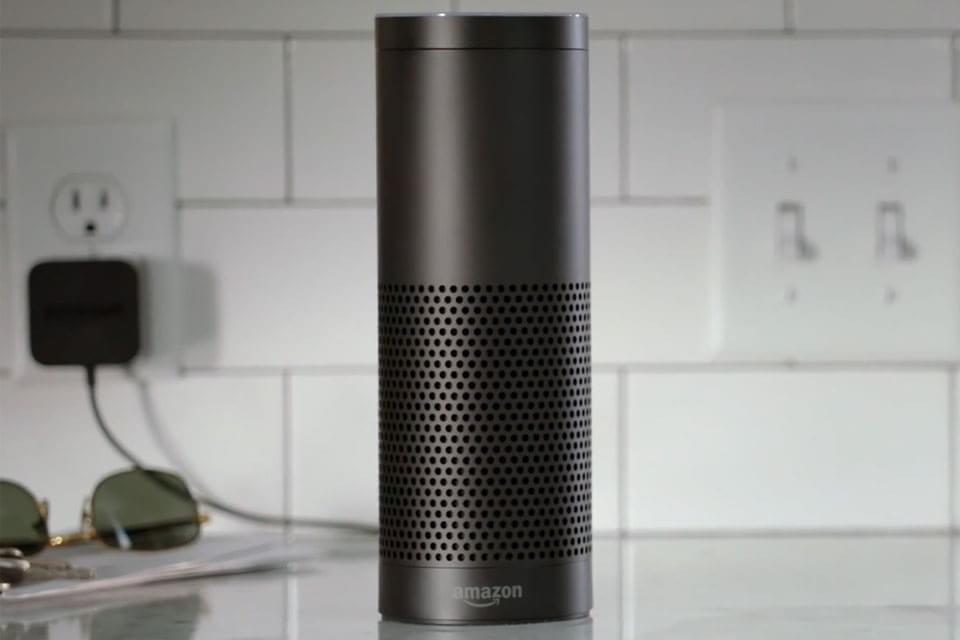 Imagem de Amazon Echo: conheça o assistente pessoal da Amazon que fica na sala no site TecMundo