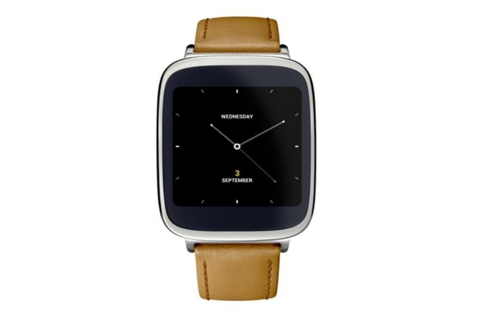 Imagem de ASUS revela data de lançamento do seu relógio inteligente ZenWatch no site TecMundo