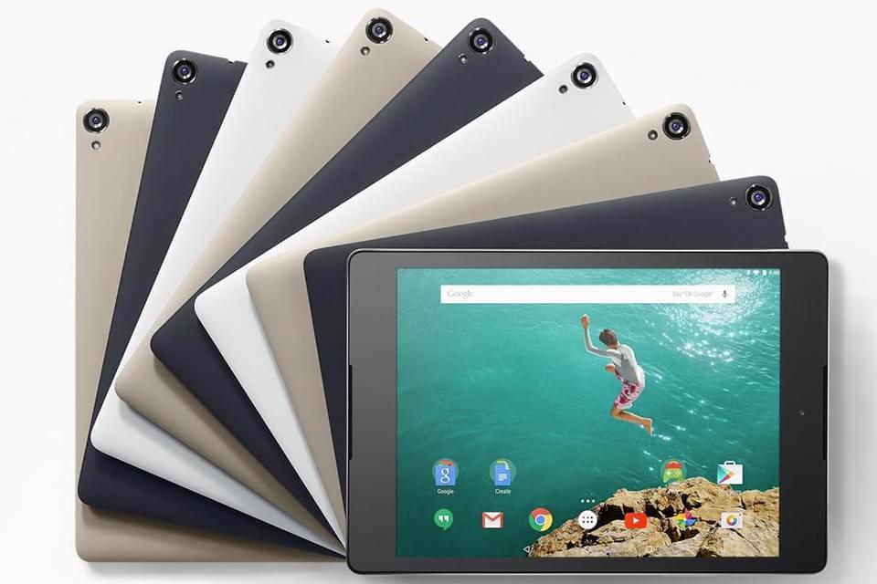 Imagem de Você já pode comprar um Nexus 9, mas se prepare para os impostos no site TecMundo