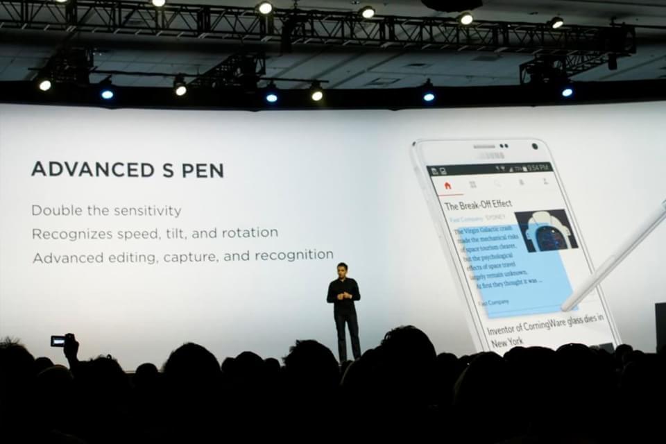 """Imagem de Samsung lança """"Advanced S Pen"""", uma caneta stylus mais profissional no site TecMundo"""