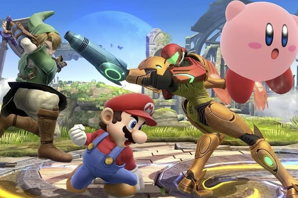 Imagem de Fã cria versão de Super Smash Bros. para calculadoras no site TecMundo