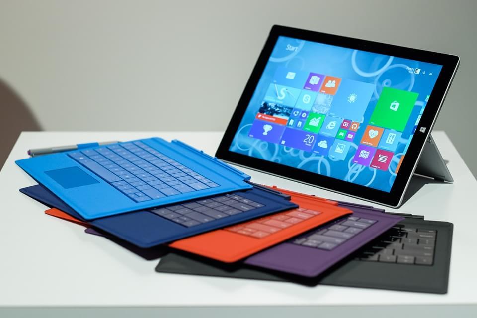 Imagem de Outra vez: em comercial, Microsoft compara Surface Pro 3 a MacBook Air no site TecMundo